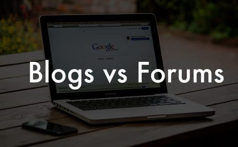 difference-between-blogs-and-discussion-forums
