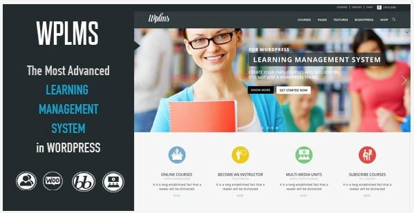 WordPress Learning management System