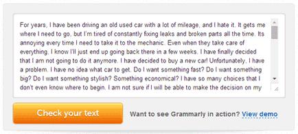 Best proofreader