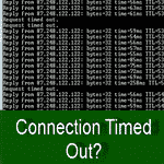 Connection Timed Out in WordPress
