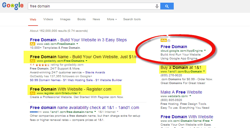 """The Word """"Free"""" and Google Adwords Optimization"""