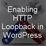 Enable HTTP Loopback