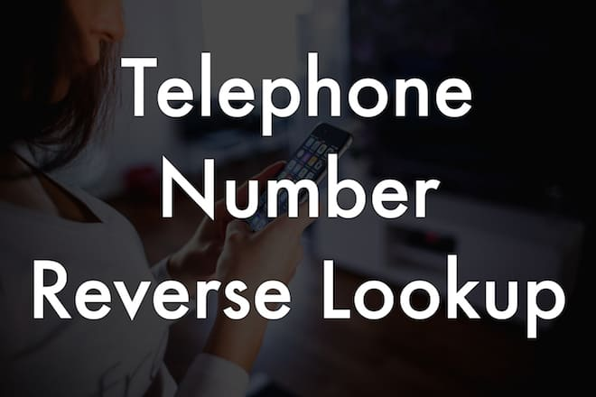 cell number reverse lookup