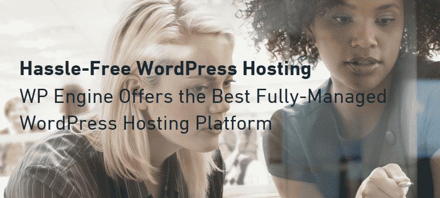 Best hosting sites for WordPress