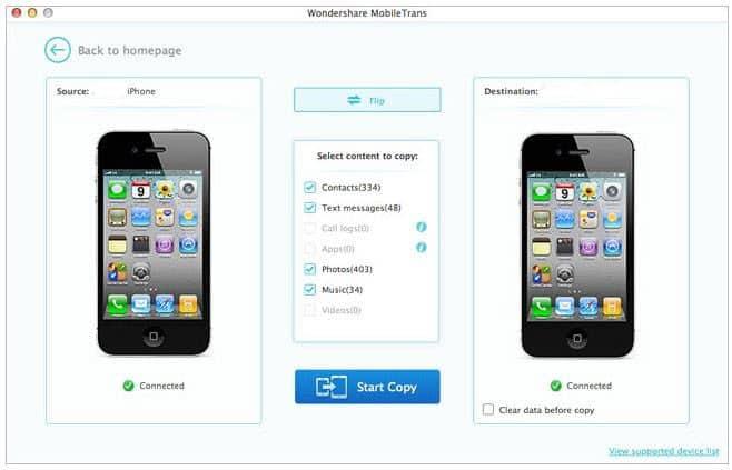 How to Transfer Data Between iPhones