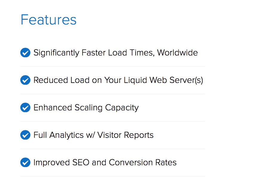 Liquid Web CDN