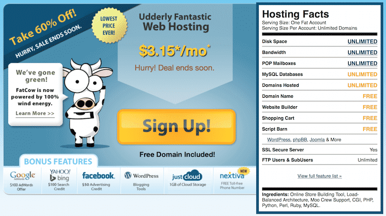 cheapest web hosting companies