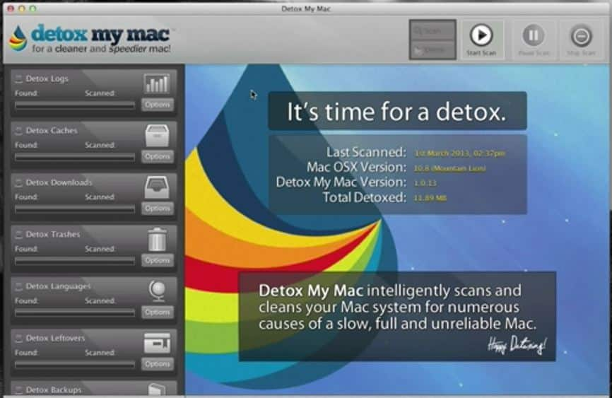 clean up mac hard drive
