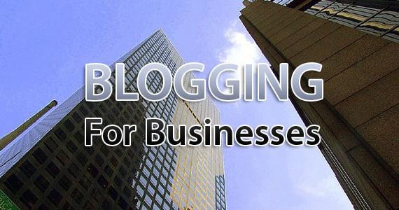 Blogging for Business Tips