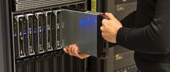 High bandwidth web hosting