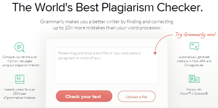 do universities check dissertation plagiarism When the university of blah blah pays turnitin for plagiarism detection services, students from that university produce papers which turnitin checks and then keeps in its databases.