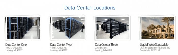 Fully managed dedicated servers