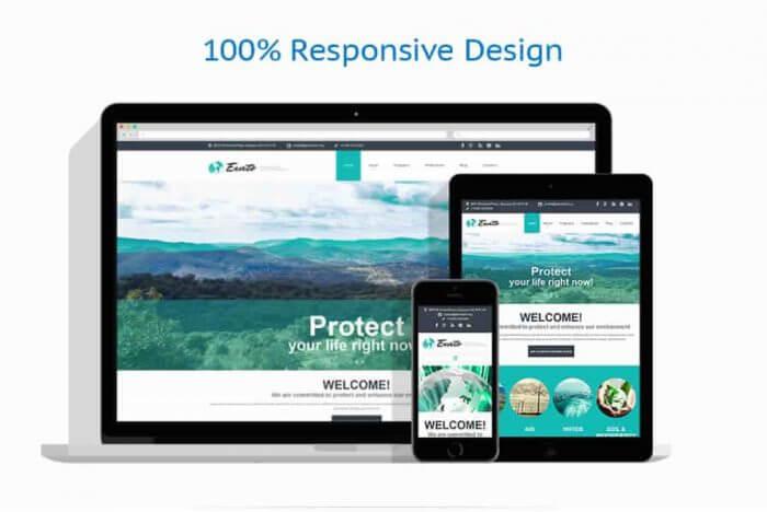 Environmental responsive