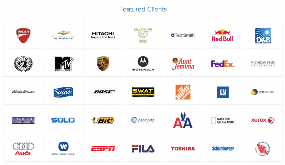 Featured Clients
