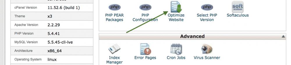 Namecheap site optimize