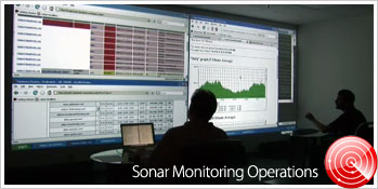 sonar monitoring
