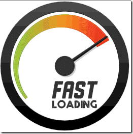 Faster images loading time