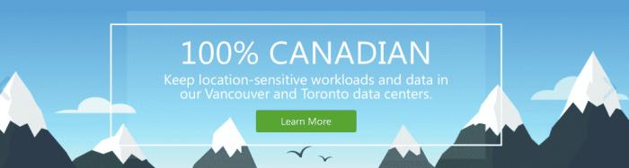 Toronto web hosting