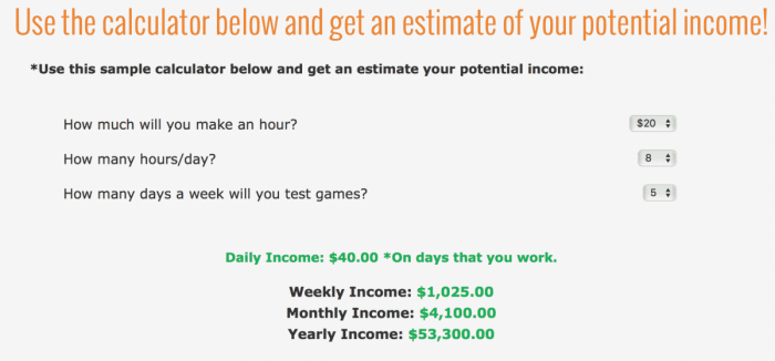 Get Paid to Play Games Online
