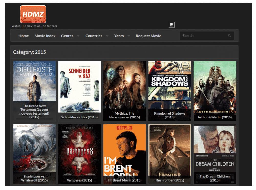 HD Movie Zone