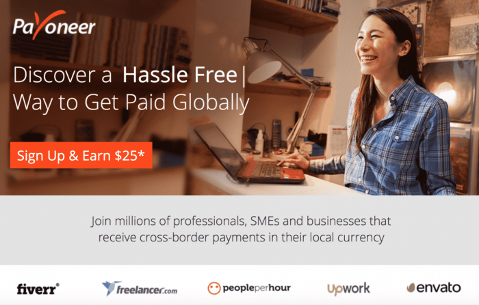 Payoneer Solutions for Freelancers