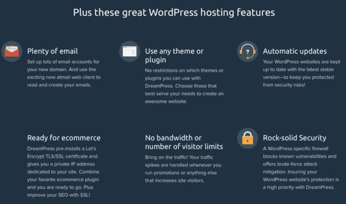 DreamHost WordPress Hosting