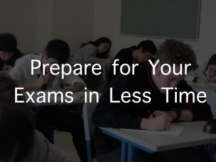 Prepare for Your Exams faster