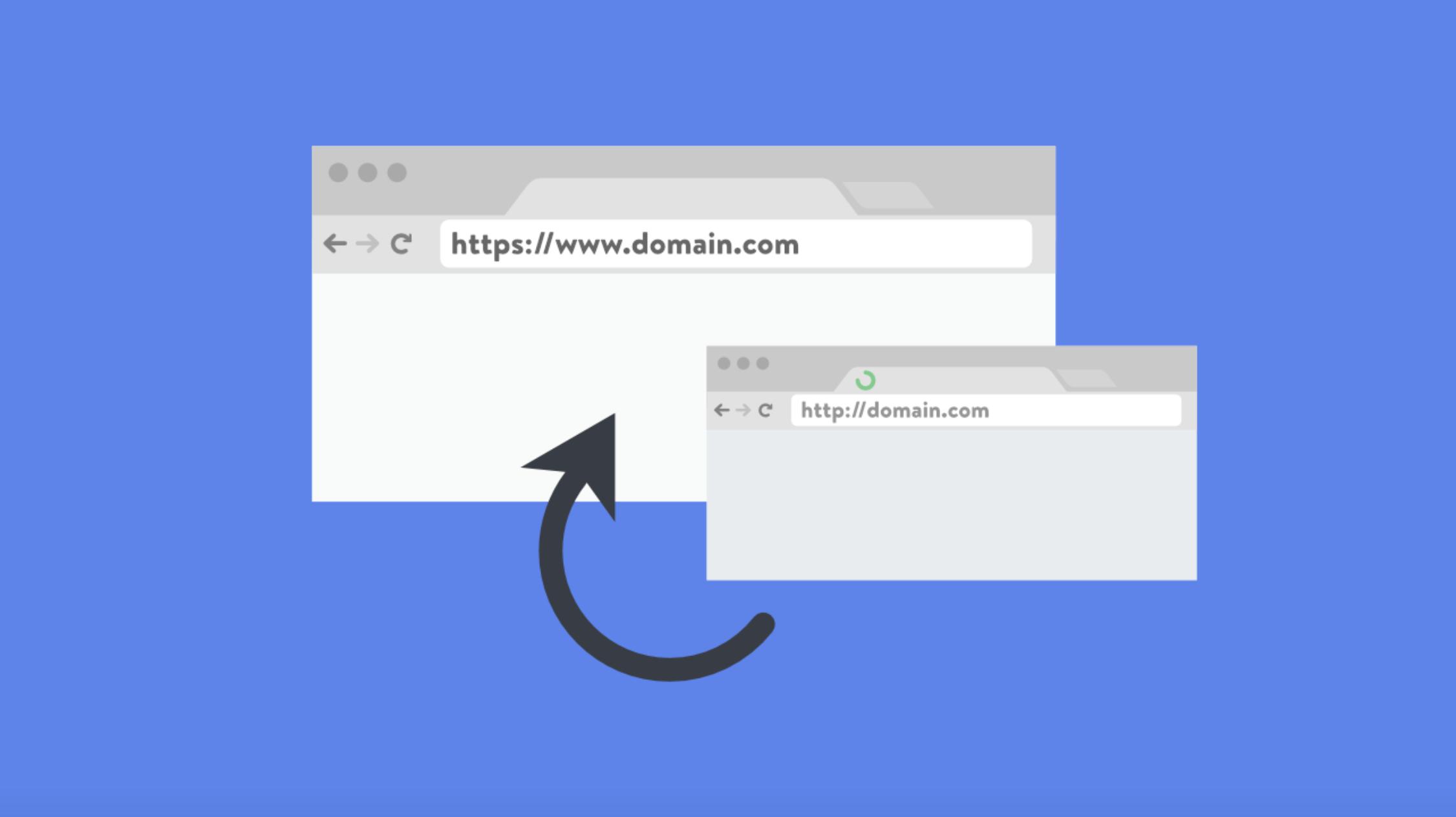 Redirected error when Fetch as Google