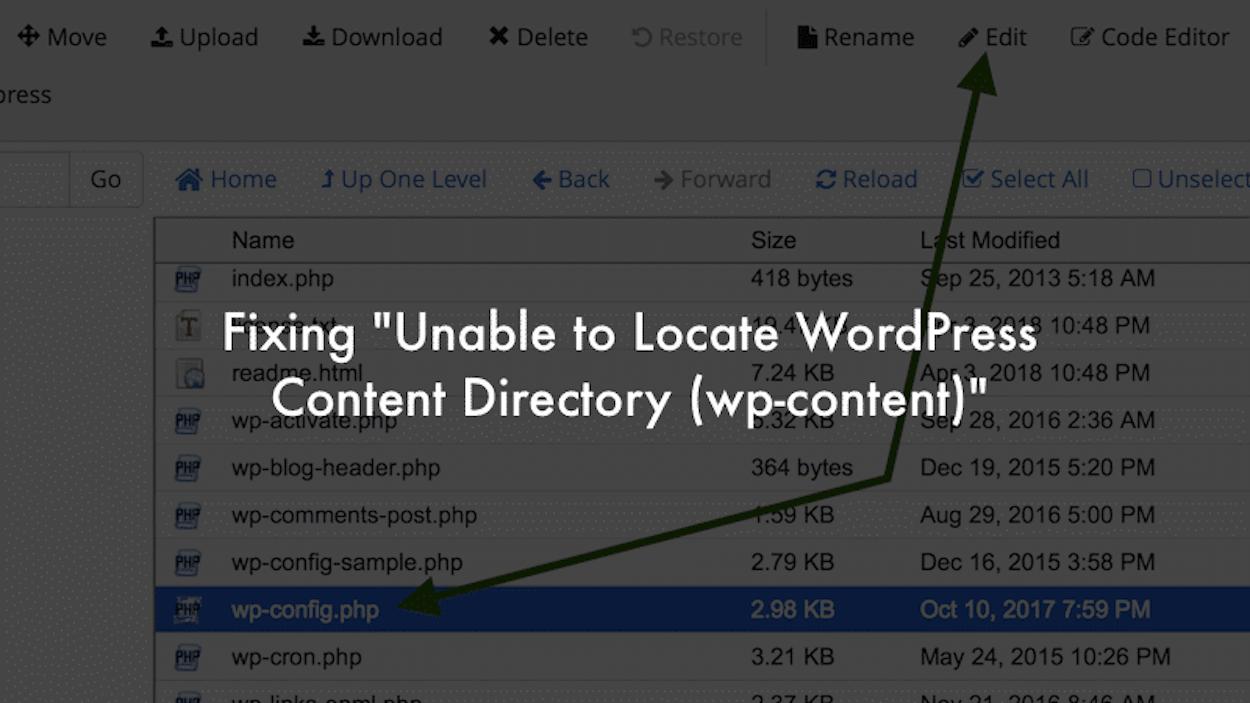 solve wordpress content directory plugin install